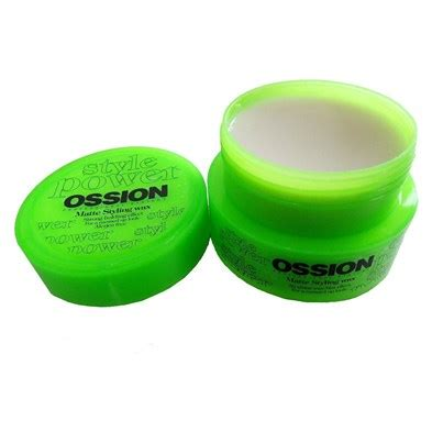 ossion matte sytling wax  ml