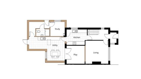 ground floor extension plans single storey rear extension planning application drawings