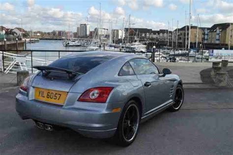 Mercedes And Chrysler by Chrysler 2004 Crossfire V6 3 2 Manual One Of A 53k