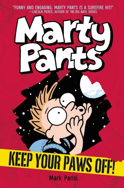 marty 2 keep your paws parisi hardcover