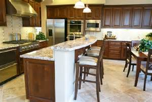 Diy Kitchen Countertop Ideas by Kitchen Countertop Designs Ideas Pictures Amp Diy Tips