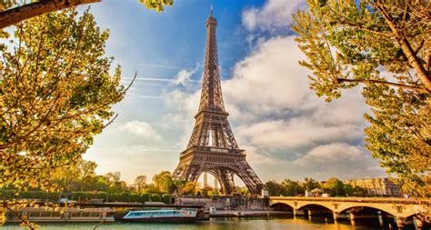 Beautiful Eiffel Tower how science saved the eiffel tower science news for students