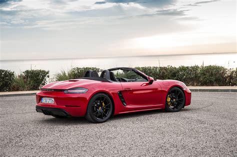 Porsche 718 Boxster Review Still 2018 Porsche 718 Cayman And Boxster Gts First Drive Review