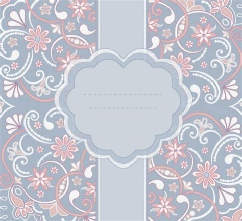 pink vintage pattern background free pink vintage floral pattern background 01 titanui