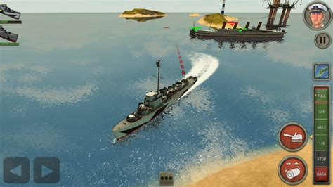 game android warship mod enemy waters submarine and warship battles android