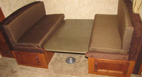 rv replacement cushions rv dinette cushions autos weblog