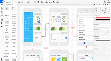 best wireframe tool seven best mobile app wireframe tools for 2018