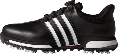 Sepatu Golf Adidas Tour360 Eqt Boa Original adidas tour 360 boost boa golf shoes 2016 mens f33410 black white new ebay
