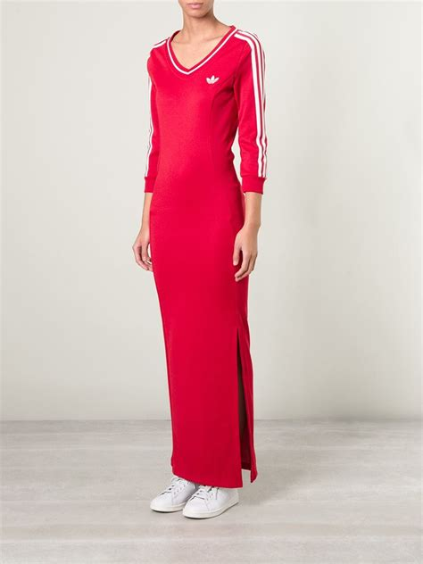 I Jersey Dresses by Adidas Line Jersey Dress In Lyst