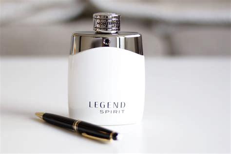 Legend Spirit the mont blanc legend spirit fragrance serein wu