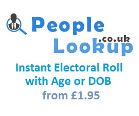 Electoral Roll Free Search Lookupuk Lookup United Kingdom Menu