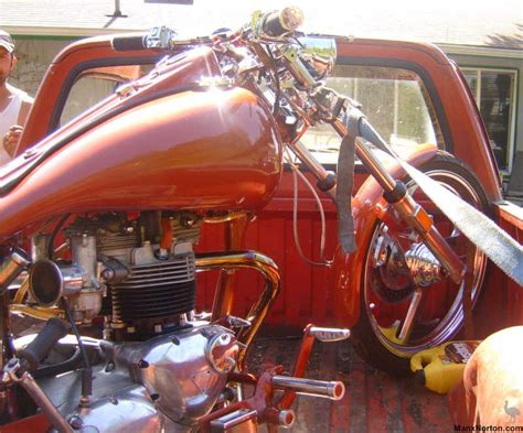 Triumph T140 Chopper