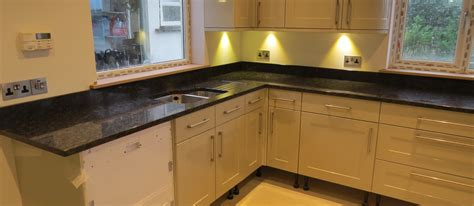Kitchen Worktops granite kitchen worktop in steel grey everything