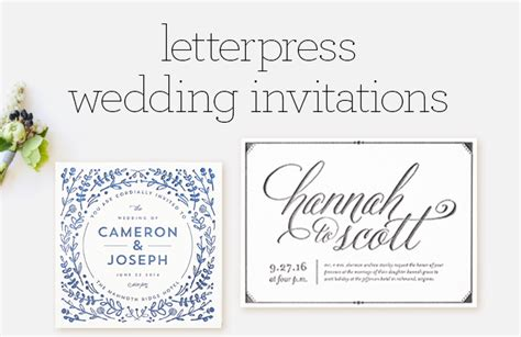 letterpress wedding invitations wales letterpress wedding invitations minted