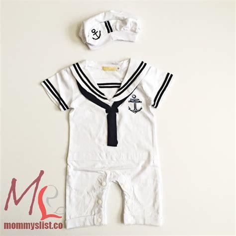 Sailor Costume Set sailor costume romper set t white