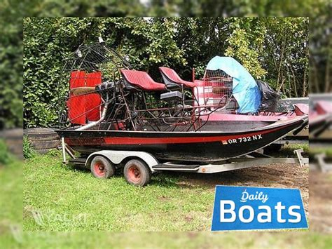 air ranger boats american air boat air ranger for sale daily boats buy