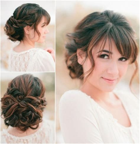 Wedding Guest Updo Hairstyle Updo by Beautifully Updo Wedding Hairstyles Modwedding