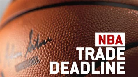 Mba Trade Deadline nba trades who will the knicks trade my money is on