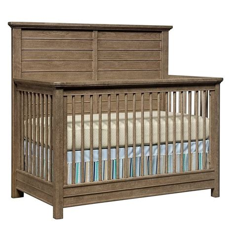 Built To Grow Crib by Leigh Driftwood Park Built To Grow Crib In