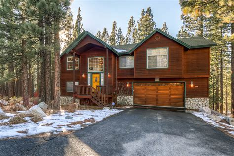 Cabin Rental Tahoe by New South Lake Tahoe Vacation Rental Rnr Vacation Rentals