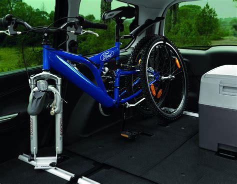 portabici interno per auto portabici interno auto accessori ford
