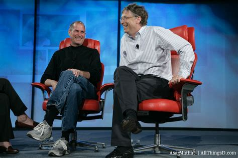 Biography Of Bill Gates And Steve Jobs | bill gates remembers steve jobs ina fried news