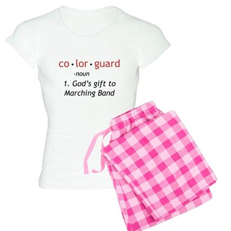 color guard definition definition of colorguard pajamas by marchingstuff