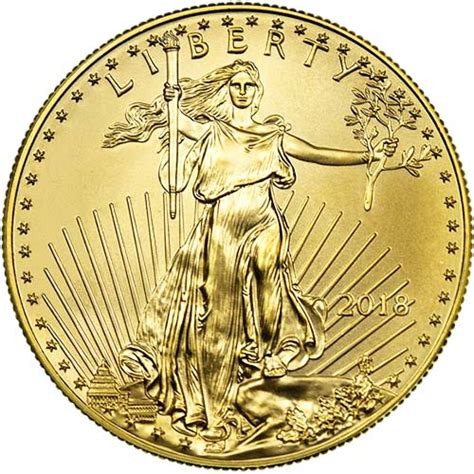 1 Oz Silver Eagle 2018 - buy 2018 1 oz gold american eagles silver