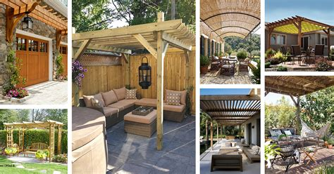 pergola ideas  designs   love