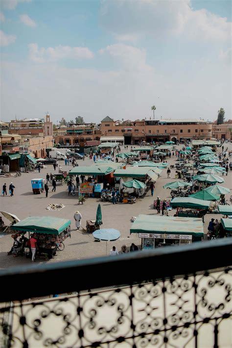 marrakech l marrakech avec prettywire l instantflo