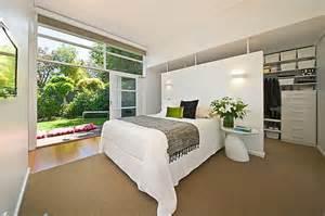Bedroom Partitions by Bedroom Partition Bedroom Wall To Closet Inspiration
