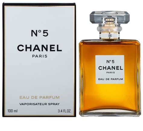Parfum Chanel No 5 50ml chanel no 5 eau de parfum for 100 ml notino dk
