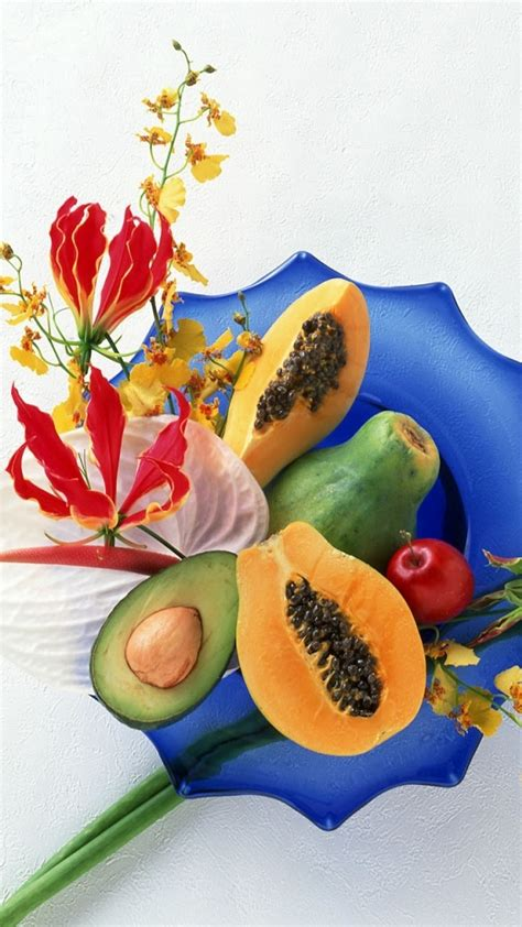 fruit dishes fruits dishes fruits wallpaper for iphone x 8 7 6