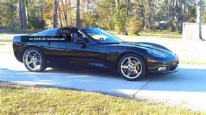 2008 chevrolet corvette ls3 coupe 6 2l loaded black