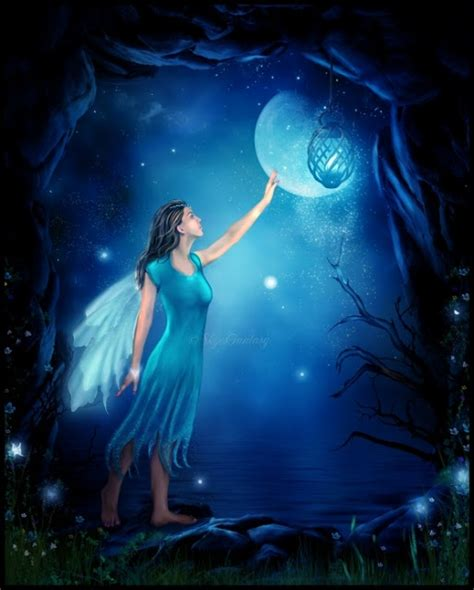 Light Fairies Moon Flower Moon Tonight Is The Of The Flower Moon Can You Guess How This