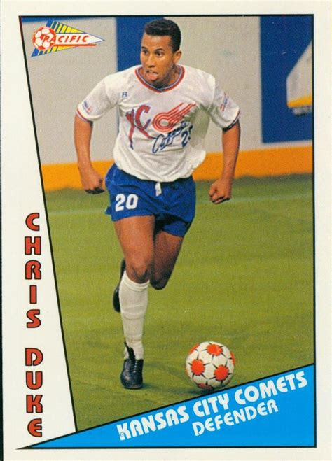 Duke Mba Soccer Club by Chris Duke Soccer
