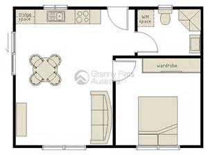 view the 1 bedroom unit granny flat the bachelor floor