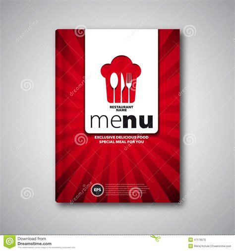 cafe menu book design restaurant menu card design template brochure book cover