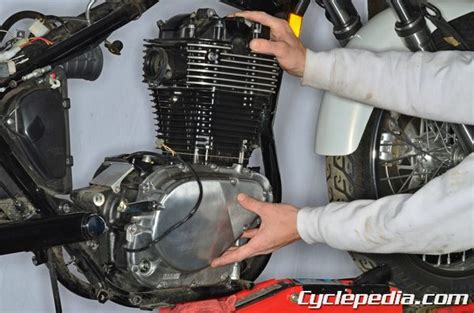 Suzuki Savage 650 Engine Engine Installation Suzuki Ls650 Savage Boulevard S40 Manual