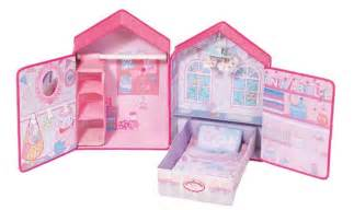 Baby annabell 174 bedroom
