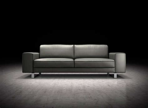 modern leather sofa ml wave leather sofas