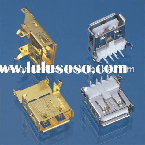 Diskon Usb A Type Af Connector 180 Degree Dip 8pin dip type connector dip type connector manufacturers in
