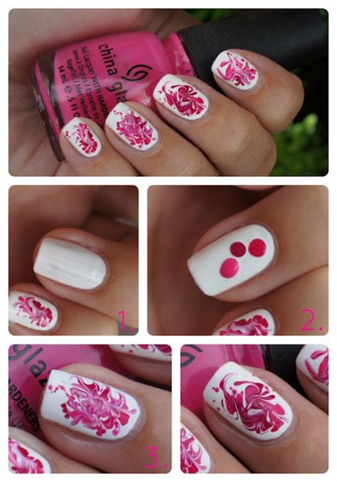tutorial nail art love hair nails archives diy projects for teens