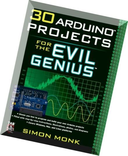30 arduino projects for the evil genius pdf