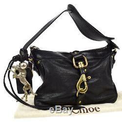 Kerala Zipped Purse by Authentic Logos Kerala Charm Bag Black