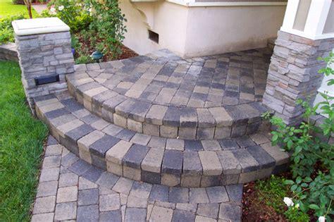 15 paving stone driveway design ideas digsdigs