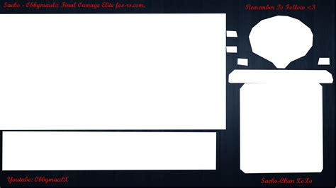 imagens layout youtube yoo looking for a stream layout gfx foe final