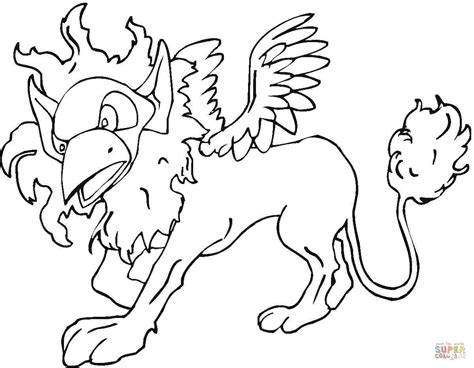 baby griffin coloring page baby griffin coloring pages fresh griffin coloring page