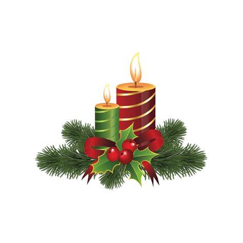 candela natalizia adesivi da parete decorazione candele natalizie wall