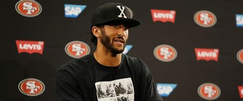 What Does Qb Stand For by 49ers Qb Colin Kaepernick Says His Stand Is For People